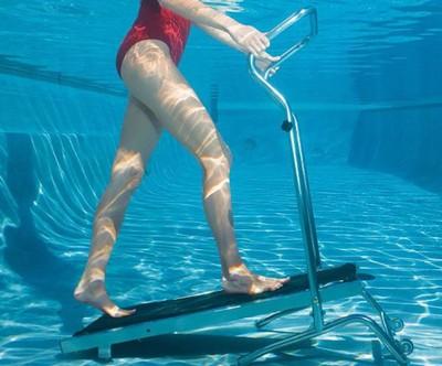 Corso di acquawalking attivit grandi attrezzi a s d for Attrezzi piscina